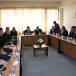 Παράδοση Πυροσβεστικού Εξοπλισμού στην Πυροσβεστική Υπηρεσία της Αλβανίας
