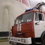 Πυρκαγιά σε χημικό εργοστάσιο της Lukoil στην περιοχή της Σταυρούπολης