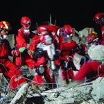 Ενισχύεται η παρουσία της Ελληνικής Ομάδας Διάσωσης στην Κεφαλονιά