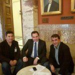 Συναντήσεις & ενέργειες για το επικείμενο νομοσχέδιο αναδιάρθρωσης