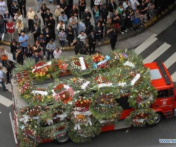 Τριήμερο πένθος στην Αργεντινή για τους νεκρούς πυροσβέστες