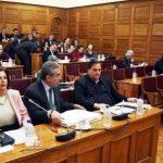 H παρέμβαση της ΕΑΠΣ στην Βουλή, στην ακρόαση φορέων για το ν/διο για την αναδιοργάνωση του Π.Σ.