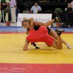 Χρυσό Μετάλλιο στο πανελλήνιο πρωτάθλημα πάλης για αρχ/στρια του 2ου Π.Σ. Θεσσαλονίκης