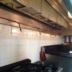 Συστήματα Προστασίας χοανών επαγγελματικών μαγειρείων (Wet Chemical)