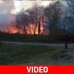 SOS για τις πυρκαγιές