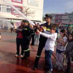 Πυροσβέστες επισκέφθηκαν τα εκπαιδευτήρια Δούκα