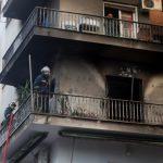 Έβαλε φωτιά στο σπίτι του και δεν άφηνε τους πυροσβέστες να τη σβήσουν