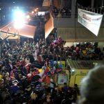 Ατύχημα στο καρναβάλι του Τυρνάβου