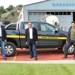 Φορτηγό 4Χ4 για πυροπροστασία προμηθεύτηκε ο Δήμος Χερσονήσου