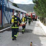 Άσκηση πυρασφάλειας σε Κερατέα και Λαύριο