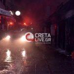 Παρανάλωμα του πυρός γνωστό κλαμπ στο κέντρο της πόλης