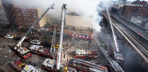 Έξι οι νεκροί από τη φονική έκρηξη στο Μανχάταν