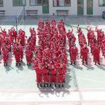 Οι Σαμαρείτες του Ερυθρού Σταυρού κάλυψαν τις αποκριάτικες εκδηλώσεις