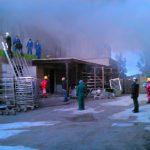 Ρέθυμνο - Φωτιά στις εγκαταστάσεις της Creta Farms.