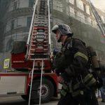 Σοβαρές ζημίες από πυρκαγιά στην Ακαδημία Καλών Τεχνών
