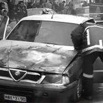 Ανατινάχθηκε το ρεζερβουάρ αυτοκινήτου στο κέντρο της Καβάλας