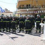 Οι Δόκιμοι Πυροσβέστες στον εορτασμό της 25ης Μαρτίου