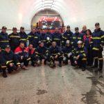 Άσκηση ετοιμότητας από Πυροσβεστική και ΕΚΑΒ στην Εγνατίας Οδό
