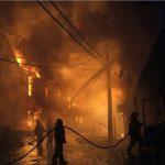 Δεκαέξι νεκροί, στάχτη 1.000 σπίτια από τεράστια πυρκαγιά στη Χιλή