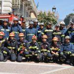 Φωτιά στο δημαρχείο Καλαμάτας και σε ξενοδοχείο - Σενάριο άσκησης