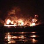 Συναγερμός για φωτιά σε εργοστάσιο με χημικά