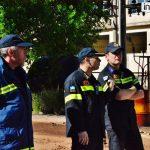 Απόλυτα επιτυχημένη άσκηση κατάσβεσης πυρκαγιάς στις εγκαταστάσεις της ΔΕΗ