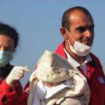 Κρήτη: Στα Χανιά οι 345 διασωθέντες αλλοδαποί