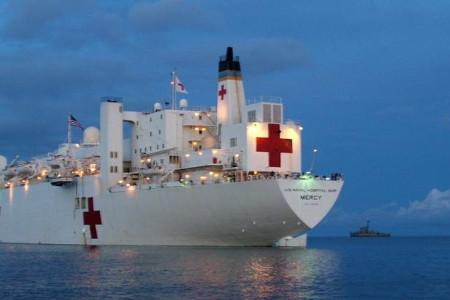 Πλωτό Νοσοκομείο... Η στρατιωτική πλευρά της διάσωσης