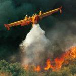 Δείτε τι βλέπει ένας πιλότος πυροσβεστικού Canadair