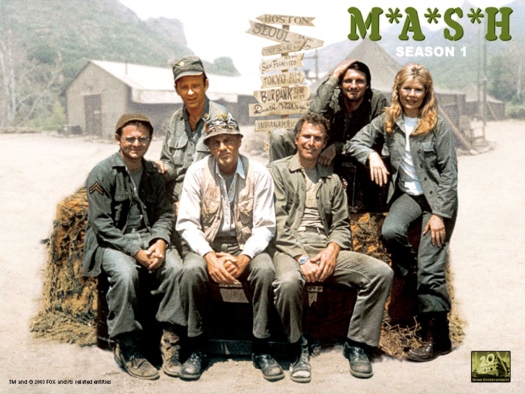 M*A*S*H (Mobile army surgical hospital)