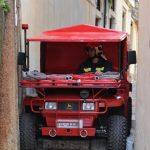 Πυροσβεστική: Έφερε όχημα για τα καντούνια