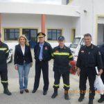 Επίσκεψη του Υπουργού κ. Δένδια & του Αρχηγού Π.Σ. στην Αστυπάλαια