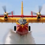 Τα Canadair «κλείνουν» τα 40