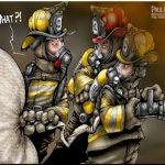Η ελλειμματική διανομή του πλεονάσματος στους Πυροσβέστες