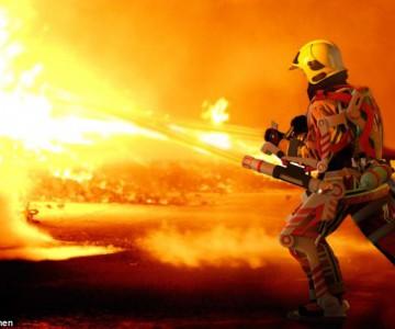 Επαναστατικός εξωσκελετός σχεδιασμένος για τον Πυροσβέστη του μέλλοντος