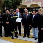 Γερμανοελληνική δωρεά ενός οχήματος στην Πυροσβεστική Κέρκυρας