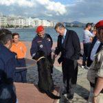Δημιουργία Κέντρου εκπαίδευσης εθελοντών διασωστών προτείνει ο Ιωαννίδης