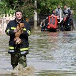 Βοσνία και Σερβία στο έλεος φονικών πλημμυρών