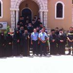 Σεμινάρια πυροπροστασίας σε ιερείς, μοναχούς και μοναχές