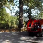 O εξοπλισμός και τα οχήματα του ΕΣΕΠΑ είναι ακόμα στη θέση τους στα Βραχναίικα