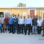 Συνάντηση εθελοντών πυροσβεστών στην Κ. Αχαΐα