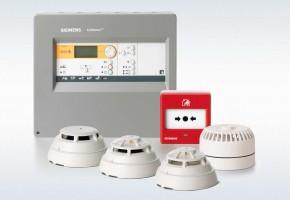 Νέα προϊόντα SIEMENS για την πυρασφάλεια
