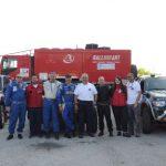 Η Ελληνική Ομάδα Διάσωσης κάλυψε το Rally Greece Offroad 2014