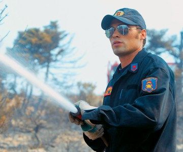 Οι κακές συνήθειες των πυροσβεστών στις πυρκαγιές