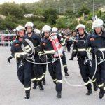 Αποφοίτησε η 78η σειρά πυροσβεστών