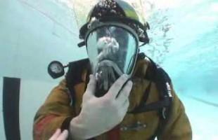 Οι πυροσβέστες επιπλέουν; ή απλά βυθίζονται!