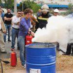 Ενημέρωση για την πρόληψη και τη καταστολή πυρκαγιών στην Πάτρα