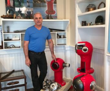 Συνέντευξη με τον Γεώργιο Συγγελάκη ιδιοκτήτη και κατασκευαστή των υδροστομίων Spartan της Sigelock