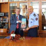 Υπογραφή μνημονίου συνεργασίας μεταξύ του Πυροσβεστικού Σώματος και του ΤΕΙ ΑΜΘ