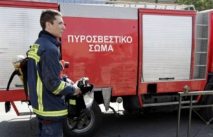 4 τραυματίες από έκρηξη σε αποθήκη πυροτεχνημάτων